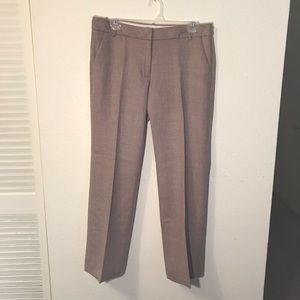 J. Crew Favorite Fit Wool Pants